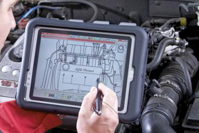 Диагностика solaris с помощью ноутбука своими руками видео